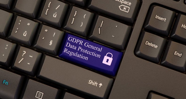 DGPR (General Data Security Regulation)